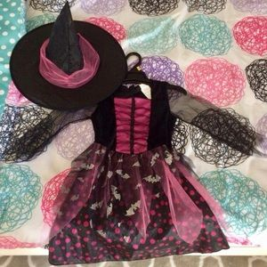 Other - Toddler witch costume